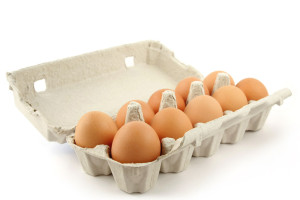 Decoding of Egg Labels - On The Menu